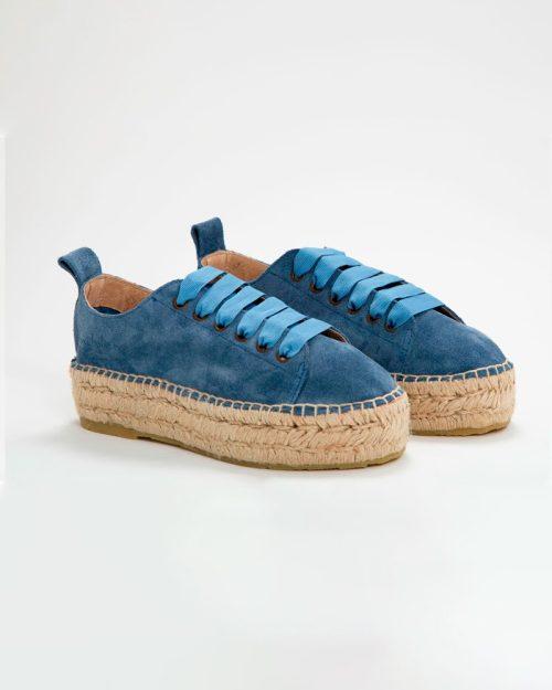 Espadrilles Jeans rotada | Miboheme