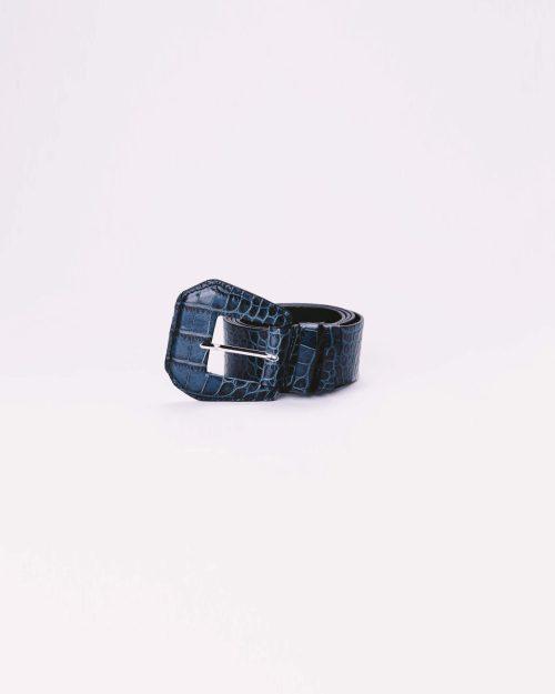 Cinturón Le Marais Coco Azul | Miboheme