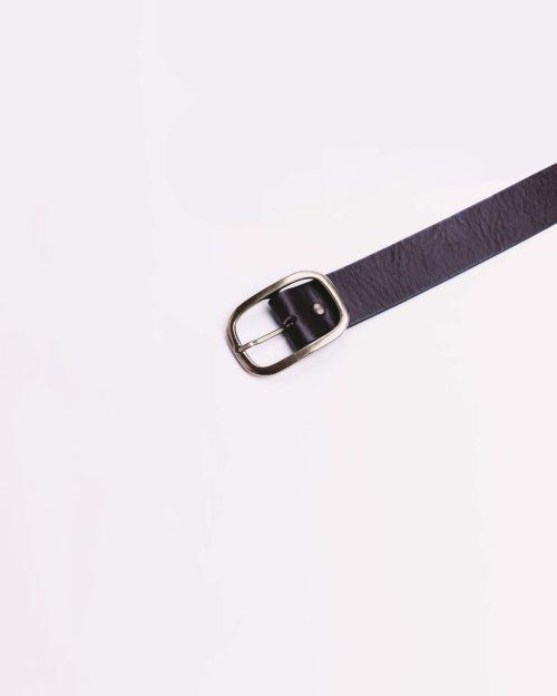 Cinturón Saint Germain Marrón detalle | Miboheme