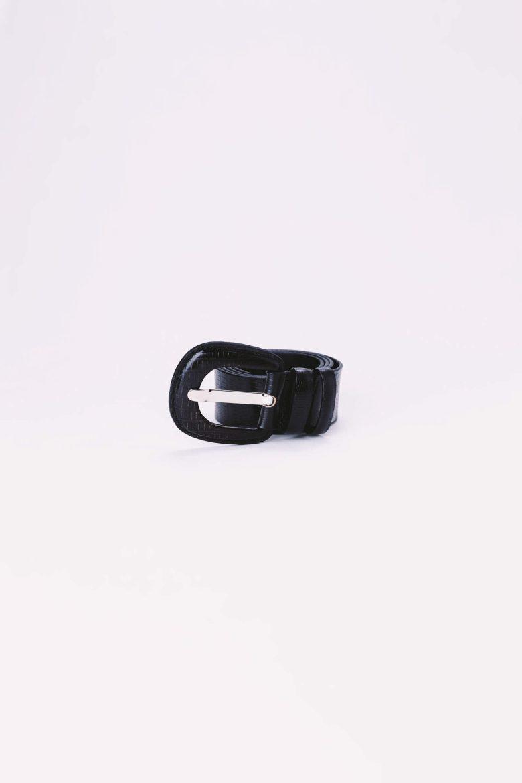 Cinturón Vendome Negro   Miboheme