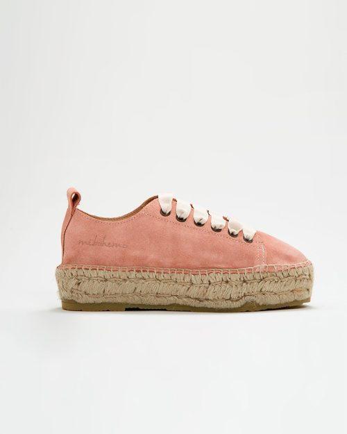 Espadrilles Peach | Miboheme