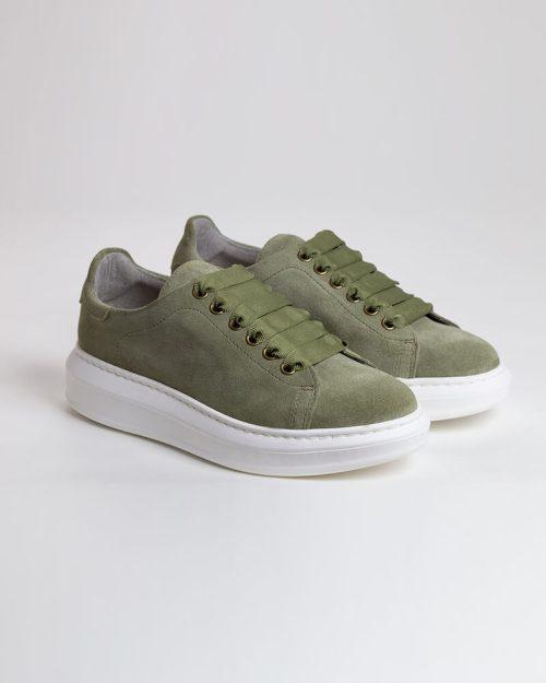 Sneakers Militar rotada | Miboheme