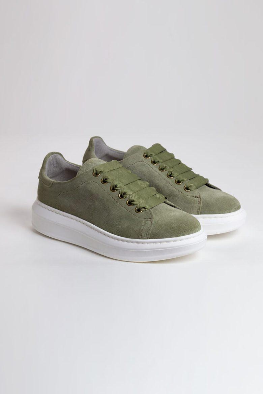 Sneakers Militar rotada   Miboheme