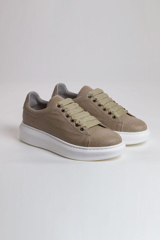 Sneakers Lezard rotada   Miboheme