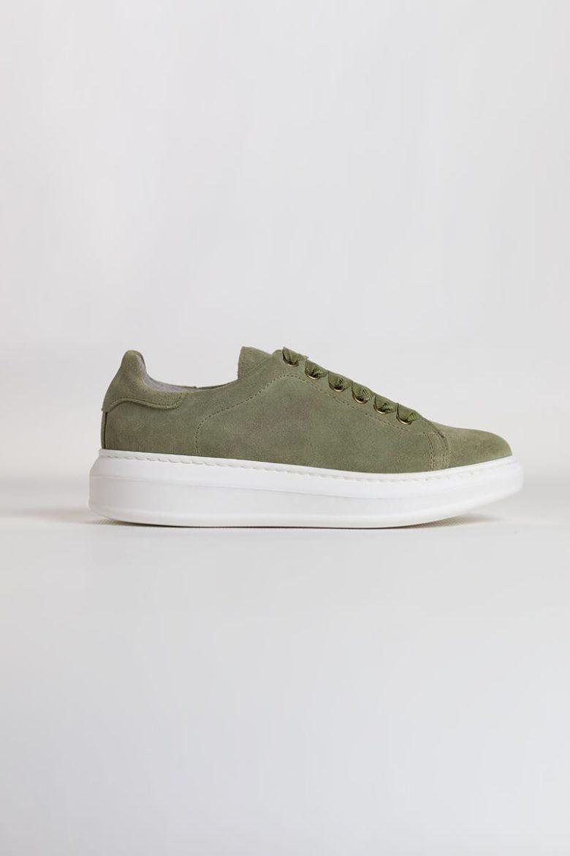 Sneakers Militar   Miboheme