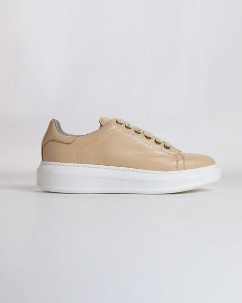 Sneakers Napa Nude | Miboheme