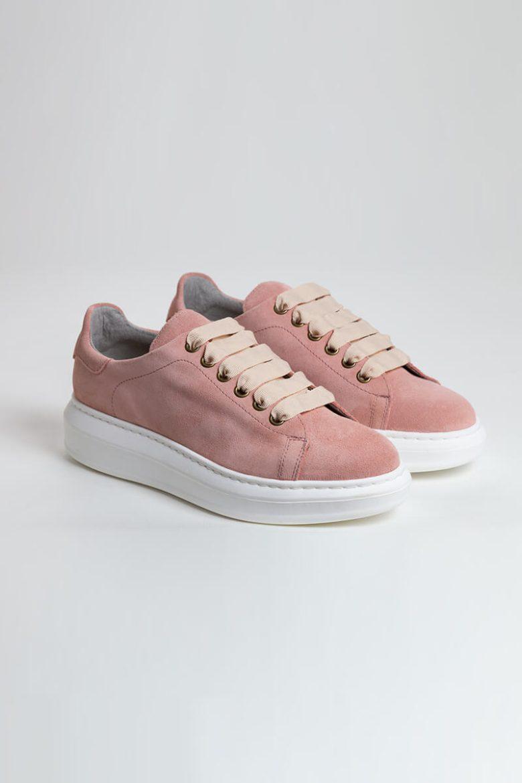 Sneakers Peach rotada   Miboheme