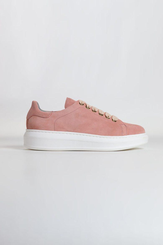 Sneakers Peach   Miboheme