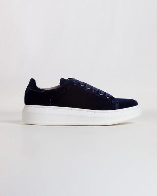 Sneakers Terciopelo marino | Miboheme