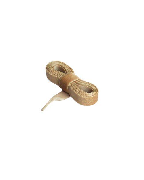 Cordón Terciopelo Nude | Miboheme